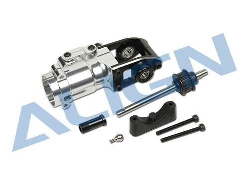 Align T-REX 500X Heckrotorgehäuse für Riemenantrieb