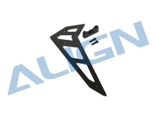 Align T-REX 500X Carbon Leitwerk Vertikal
