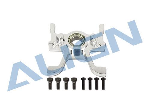 Align T-REX 550L / 550X Oberer Hauptwellen - Lagerbock CNC Alu # H55B006AX