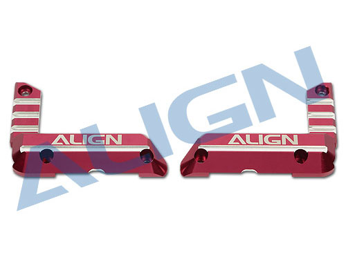 Align T-REX 650X Alu Rahmenverstärkungen