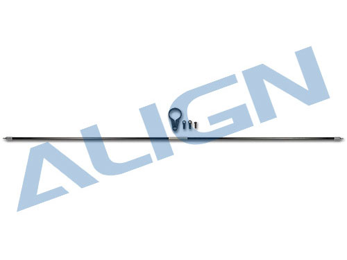Align T-REX 650X Carbon Tail Control Rod Assembly