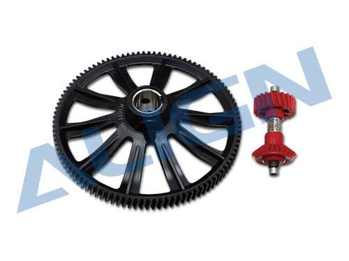 Align T-REX 700E / 760X / 800E Autorotationsgetriebe Set 105 / 20 Zähne