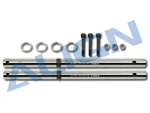 Align T-REX 700 Hauptrotorwellen Set verstärkt