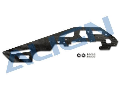 Align T-REX 700XN Oberer Carbon Hauptrahmen