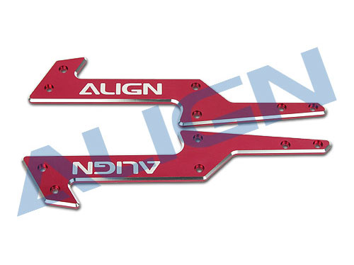 Align T-REX 700XN Alu Rahmenverstärkung