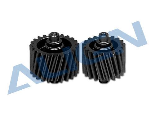 Align T-REX 700XN Antriebs- Zwischengetriebe