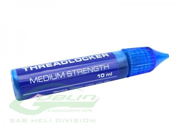 SAB Goblin Schraubensicherung mittelfest blau 10ml