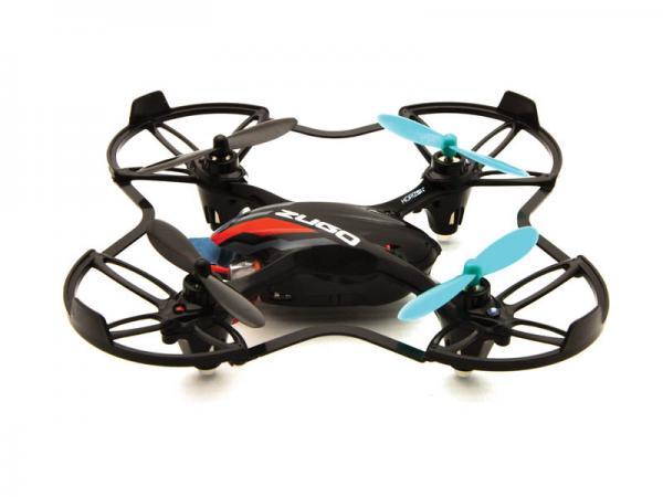 Hobbyzone Zugo Quadrocopter mit 2MP Kamera RTF