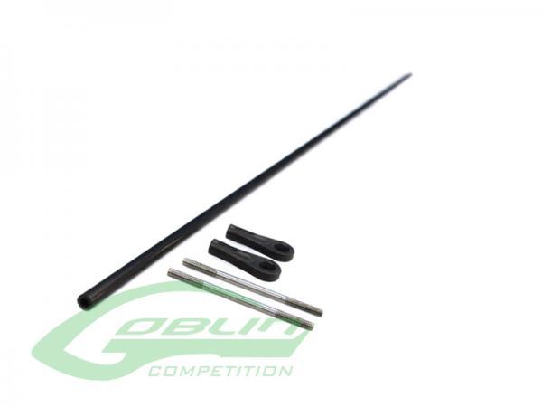 SAB Goblin 420 Sport Heckanlenkgestänge Ø4 X Ø2,5 X 473mm