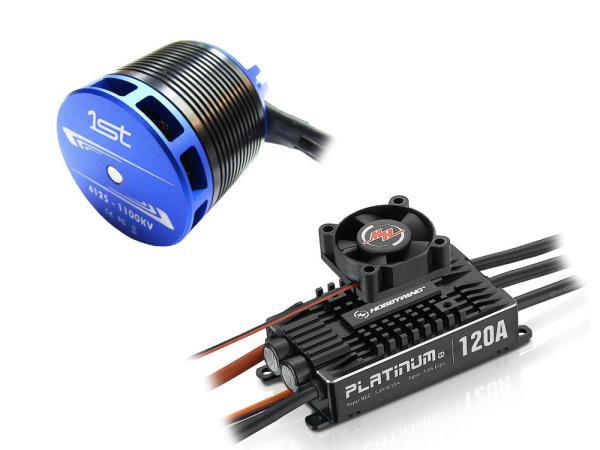 Basic Antribsset 6S 520 - 600 (Welle 40mm)