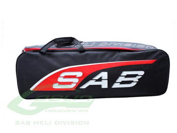 Sab Goblin 630 / 700 / 770 / Speed / Urukay Transporttasche - schwarz/rot