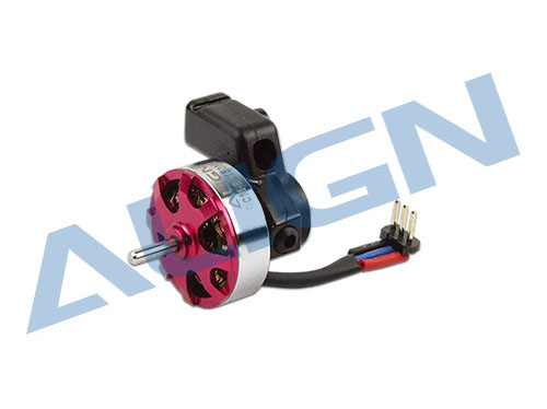 Align T-REX 150 150MT Brushless Heckmotor mit Halter # HML15M02A