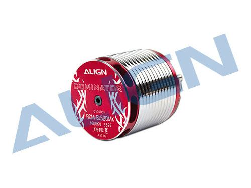 Align T-REX 500X 520MX Brushless Motor(1600KV/3527)