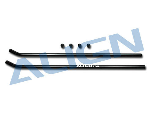Align T-REX 700 Landekufen schwarz