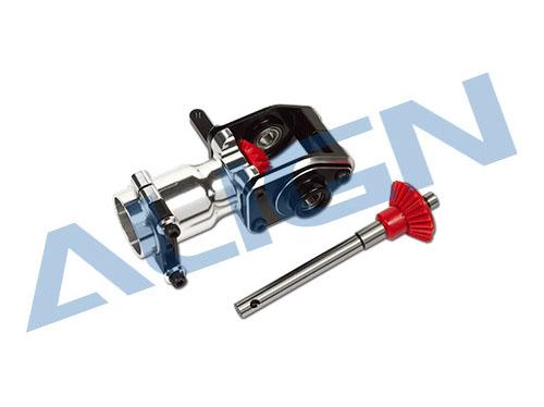 Align T-REX 700 Heckrotoreinheit Starrantrieb CNC Alu