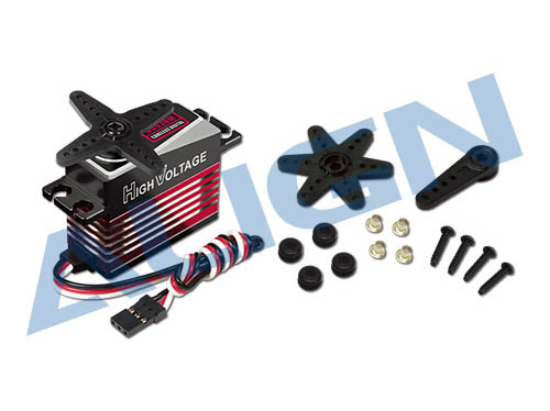 Align DS530M HV Digital Servo mit Alu Gehäuse # HSD53001