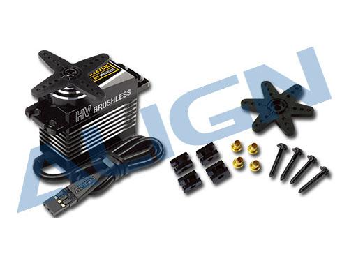 Align DS825M High Voltage Brushless Heckservo mit Alugehäuse (lose)