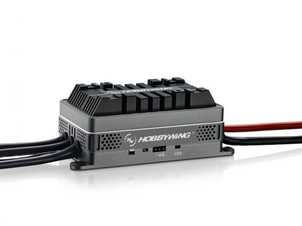 HOBBYWING Platinum Pro 200A HV OPTO Regler V4 6-14s für 700-800 Heli # HW30209100