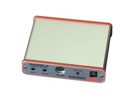 ImmersionRC 5.8GHz DUO 5800 V3 Audio/Video Empfänger (leicht gebraucht)
