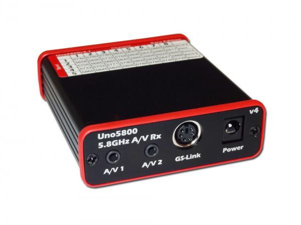 ImmersionRC UNO5800 AV RX Empfänger 5,8GHz V4.1 Race Edition