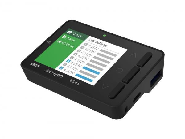 iSDT SMART Battery Checker BG-8S