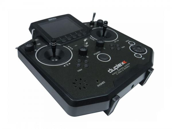 Jeti Hand-Sender DS-12 Multimode schwarz