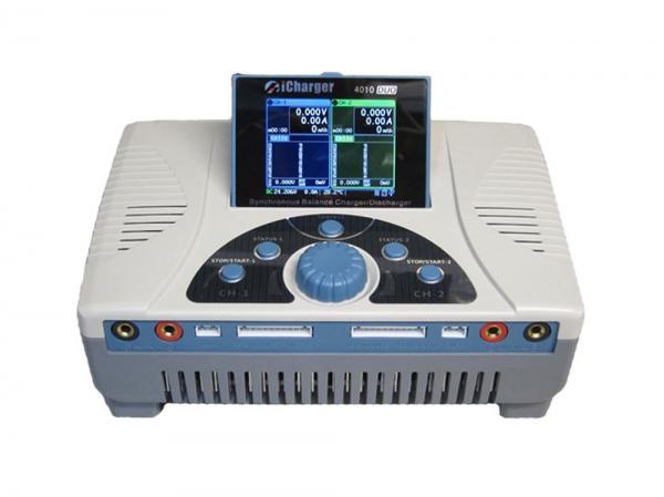 Junsi iCharger 4010 Duo V2 - Ladegerät 2x1400W 10S