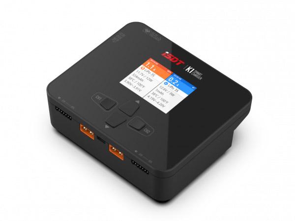 ISDT K1 DUO Ladegerät LiPo 1-6S AC 100W / DC 2x 250W