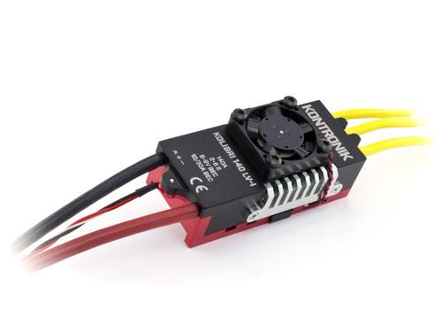 Kontronik Brushless Regler KOLIBRI 140 LV-I