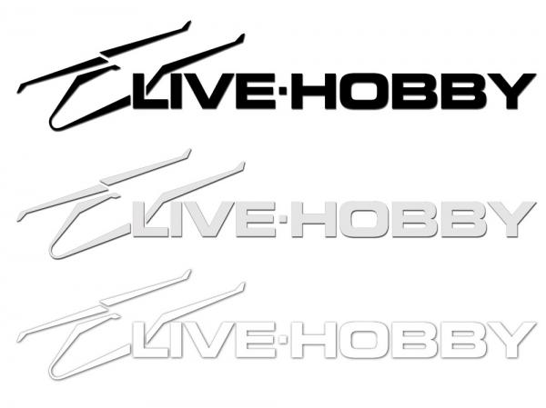 Live-Hobby Canopy Sticker Plotted