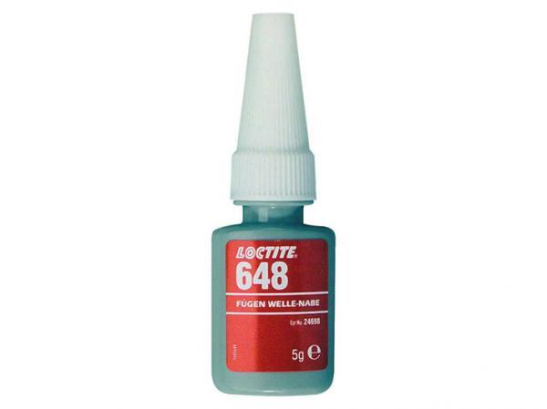 LOCTITE 648 Fügeklebstoff - hochfest 5ml