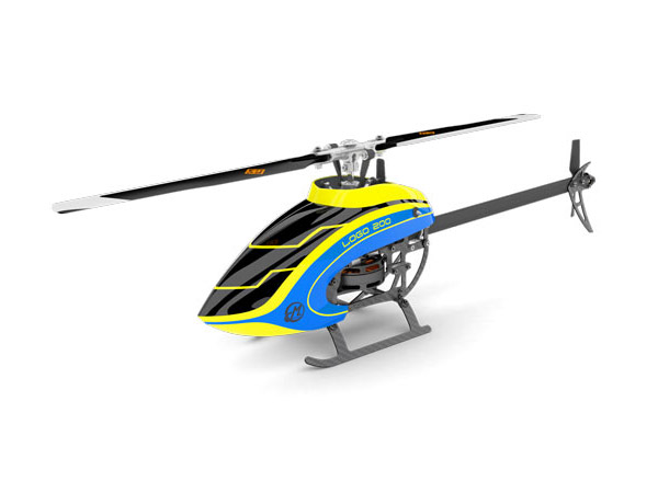 Mikado LOGO 200 Bind&Fly Super Combo schwarz/gelb
