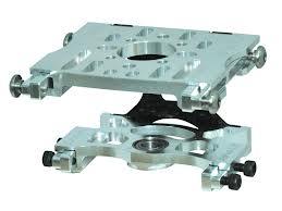 LYNX T-REX 700E Motorhalteplatte