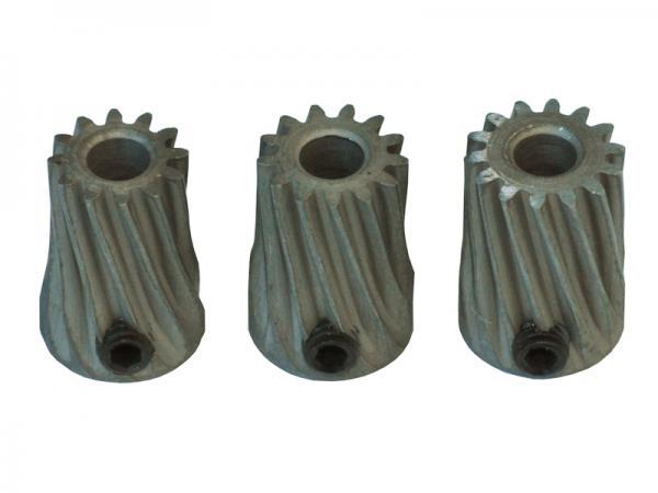LYNX Ritzel schrägverzahnt 12 Zähne/13 Zähne/14 Zähne Modul 0.5 Welle 3.17mm