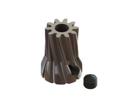 LYNX Ritzel schrägverzahnt 13 Zähne Modul 0.6 X 3.17 mm Welle