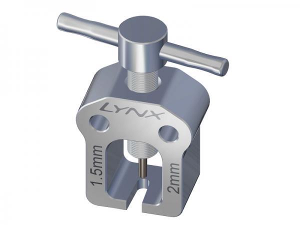 LYNX Abzieher für Motorwellen 1.5 / 2 mm