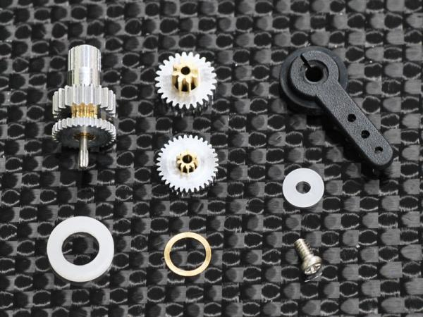 LYNX Servo Metal-Getriebesatz 1er Set