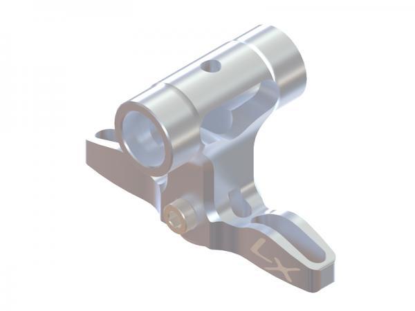 LYNX Blade 180 CFX Alu Rotorkopfzentralstück - silber
