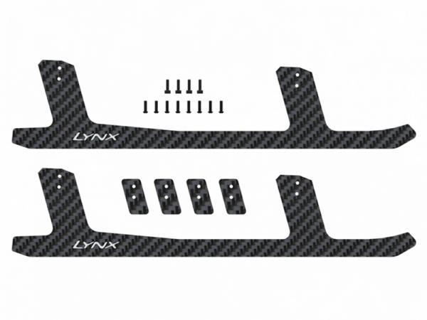 LYNX T-REX 700E Landekufen Carbon