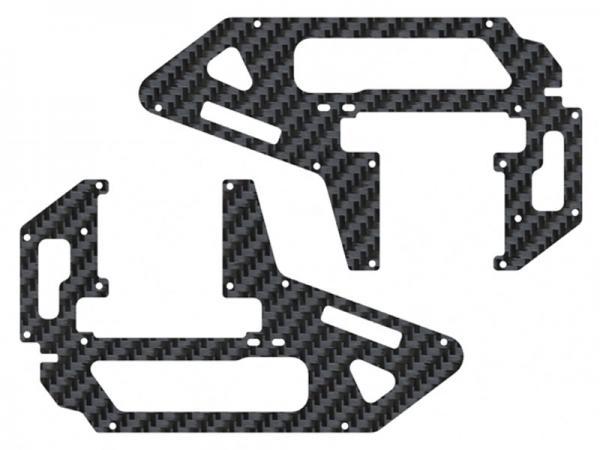 LYNX Blade 180 CFX Carbon Rahmen (2 Stück)