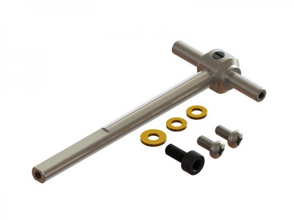 LYNX Blade 180 CFX Heckrotorwelle