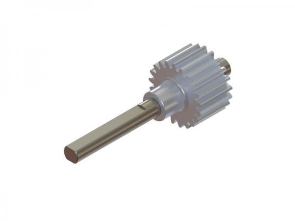 LYNX Blade 180 CFX Zwischengetriebe- Welle