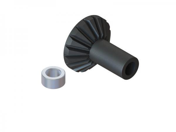 LYNX Blade 180 CFX Carbon Stahl Winkelgetrieberad A