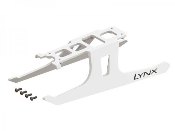Lynx Blade 180 CFX Ultra Flex Landegestell - weiss
