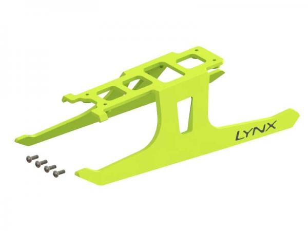 Lynx Blade 180 CFX Ultra Flex Landegestell - gelb