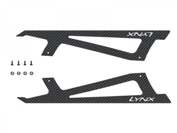 LYNX T-Rex 500 Ultra Landegestell Kufen - Profile 1