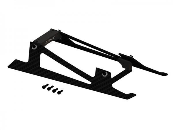 LYNX Goblin 380 Ultra Landegestell - schwarz