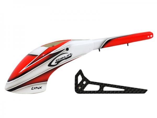 LYNX Blade 180 CFX Goblin Style Rumpf Fiberglas lackiert