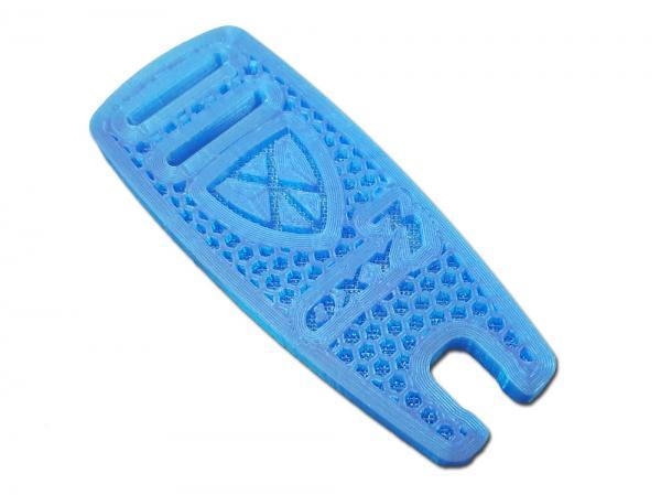 OXY Heli OXY3 Ninja Flex Transport Blatthalter blau