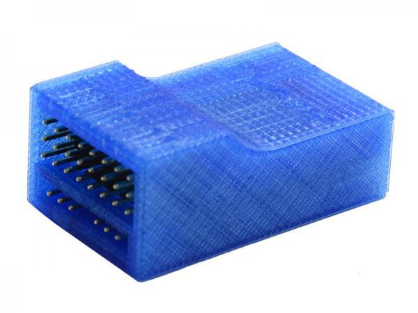 LYNX VBAR NEO V2 PLA Upgrade Gehäuse blau